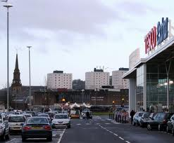 tesco job vacancies glasgow forge retail park superstore 350 jobs. Black Bedroom Furniture Sets. Home Design Ideas