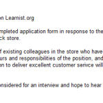 tesco application letter example