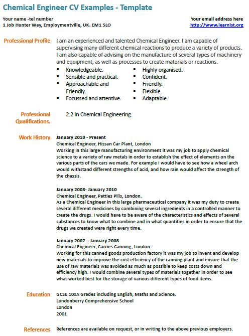 chemical engineering cv april onthemarch co
