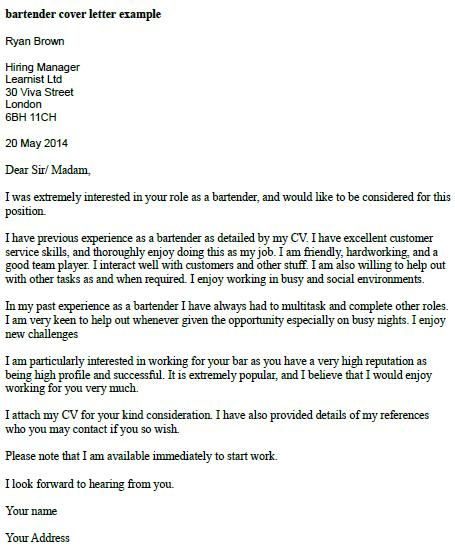 click here to view the text version of this letter - Customer Service Cover Letter No Experience