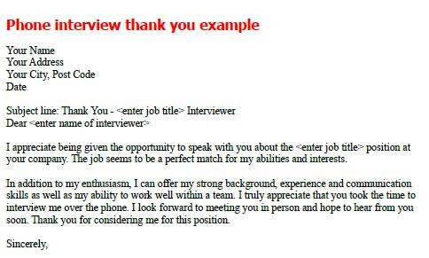 After Second Interview Thank You Letter Samples Related Letter Examples Job Offer Thank You Letter Job Offer