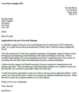 how to address cover letter to recruitment agency - index of wp content uploads 2012 09