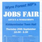 wyre forest jobs fair