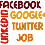 finding a job thorugh social media