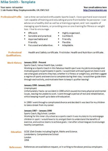 long term unemployed cover letter The purpose of the cover letter is to:  7 resume strategies for the long-term unemployed  how long should your resume be.