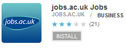 jobsacuk app