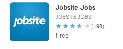 Jobsite app