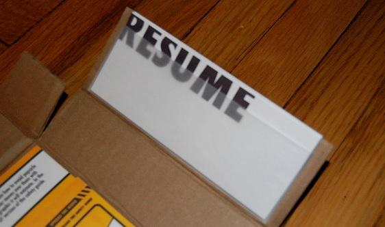 improve CV