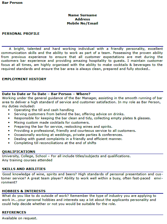 cv templates - page 2 of 16