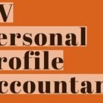 CV Personal Profile Example for Accountant