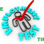 Tips For Passing Pre-Employment Tests