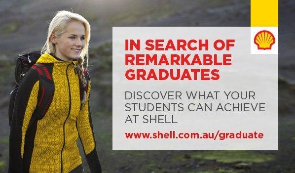 shell graduate scheme
